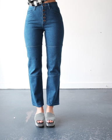 One Tone Jean, Dark Blue