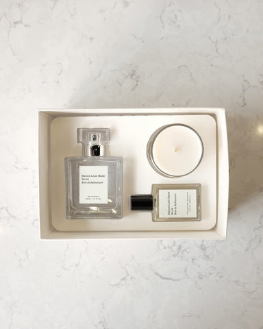 Maison Louis Marie No.4 Luxury Gift Set