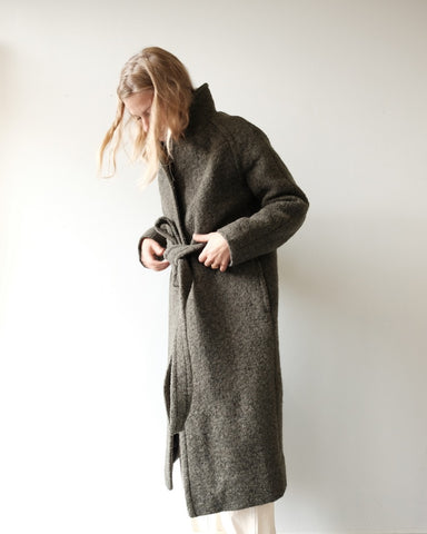 Kalamata Wrap Coat