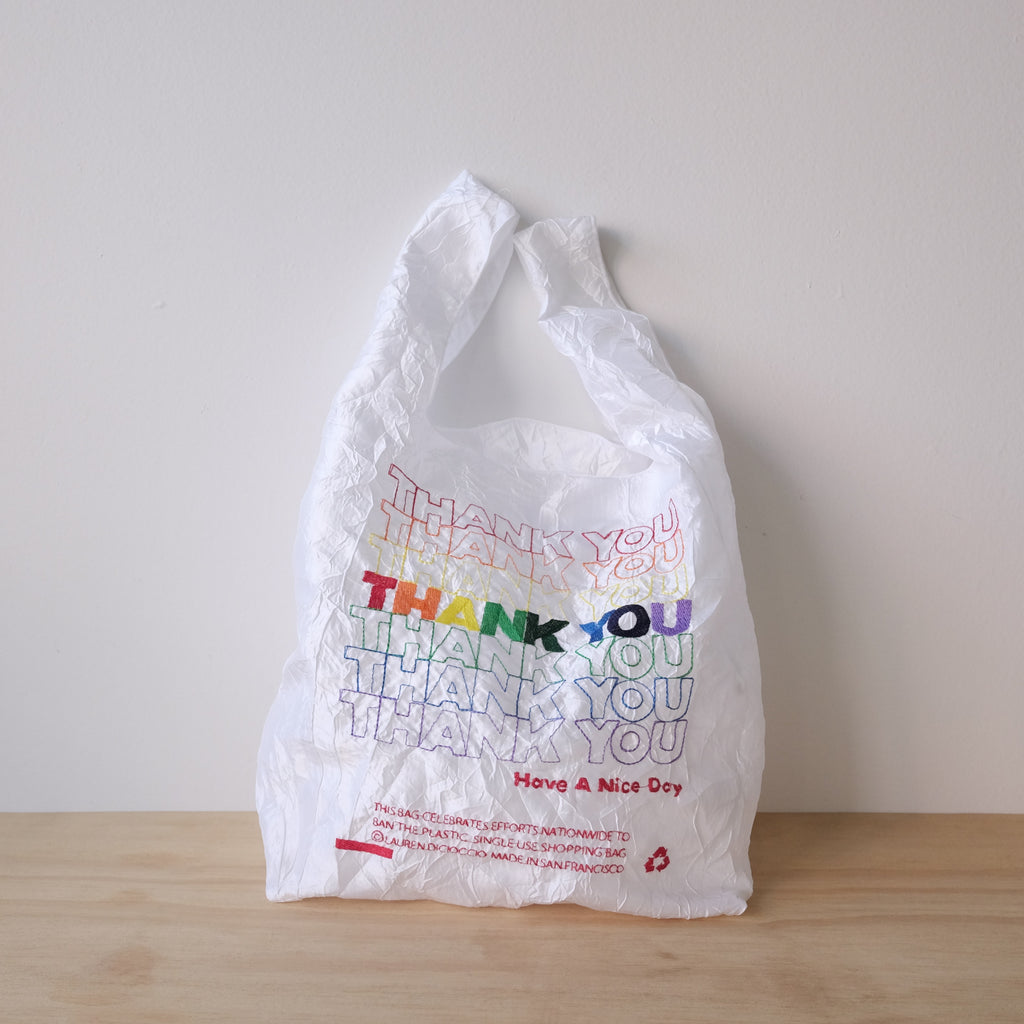 Thank You Tote, Rainbow