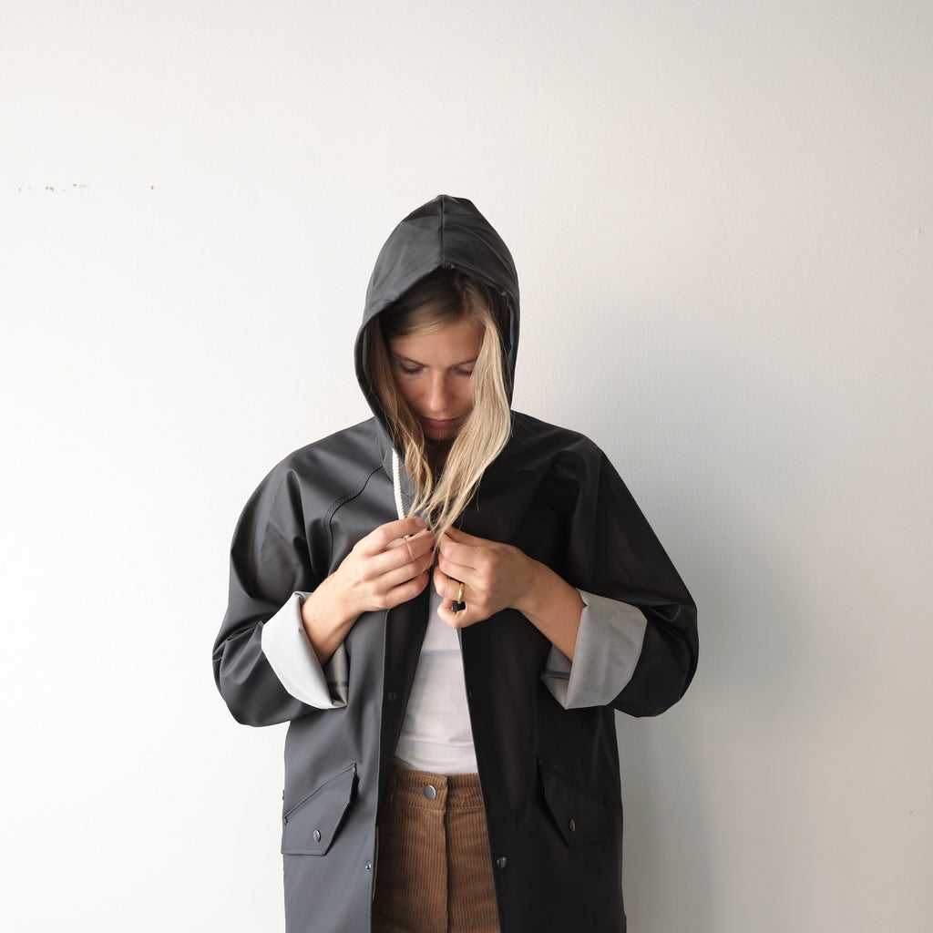 ELKA Black Thorsminde Jacket