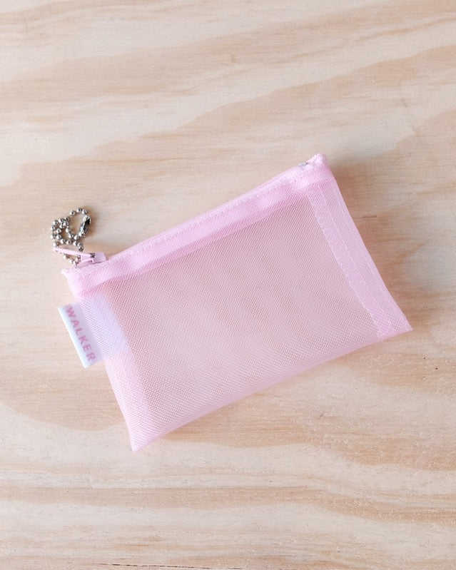 Coin Purse, Pink