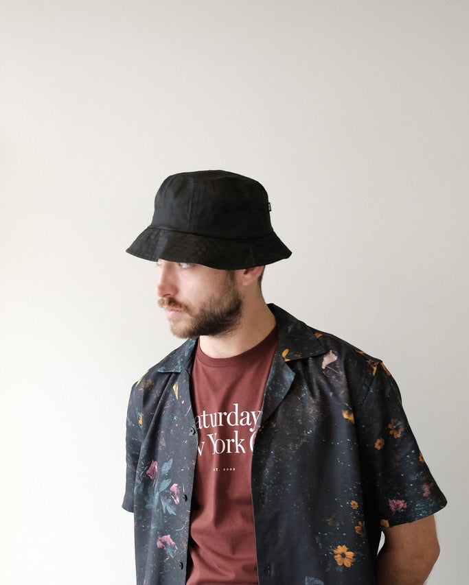 WW Bucket Hat, Black