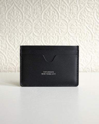 Ryan Card Holder, Black