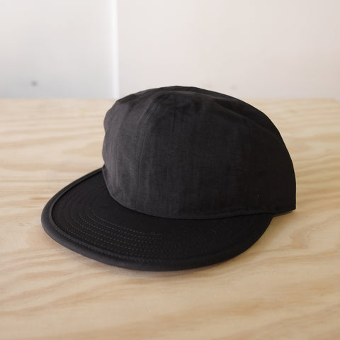 Canyon Bonded Hat, Black