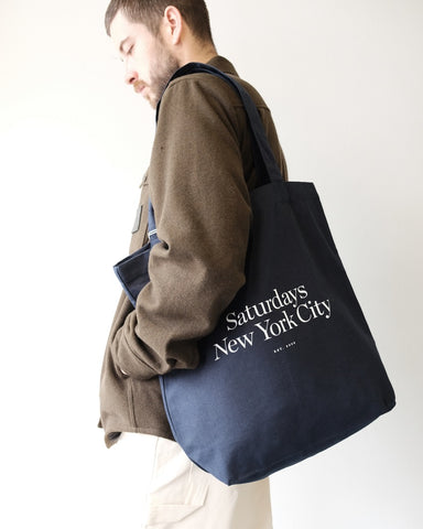 Saturdays Miller Tote, Midnight