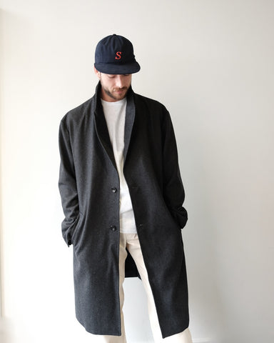 Kawano Wool Overcoat