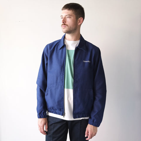 Harrison Jacket, Cobalt Blue
