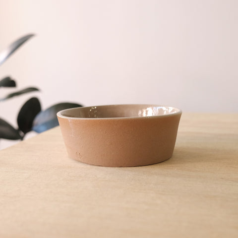 Small Bowl, Camel