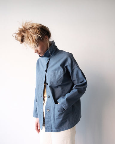 VETRA Short Jacket, Postman Blue