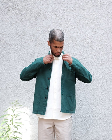 VETRA Jacket, Bottle Green