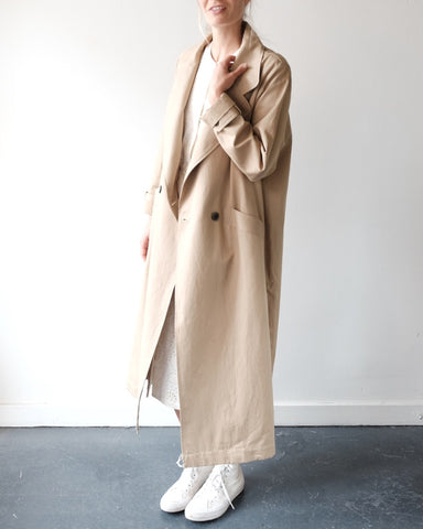 Tailor Bay Trench Coat