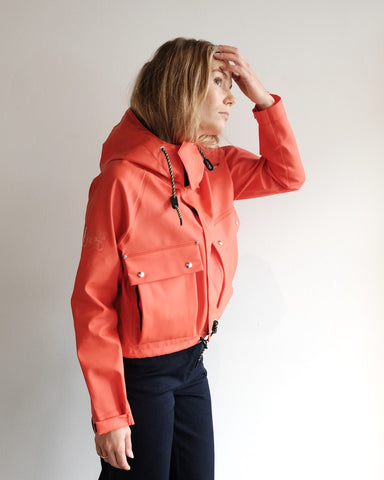 Sejero Jacket, Orange