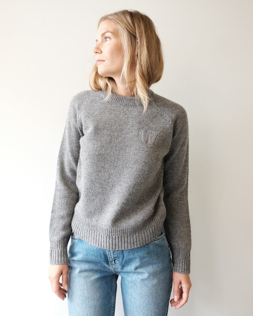 Asta Sweater, Grey