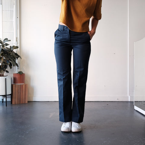 Veneda Trousers, Navy