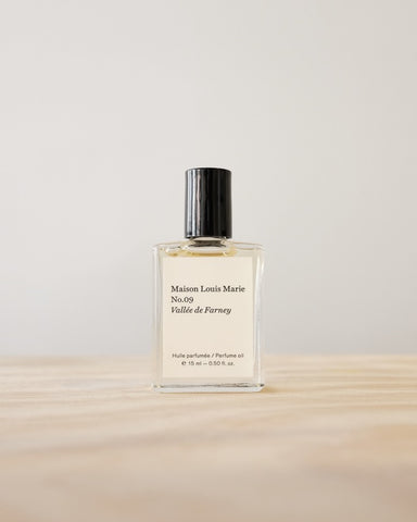 No.09 Vallee de Farney Perfume Oil