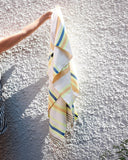 Turkish Beach Towel, Yellow
