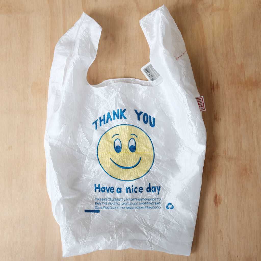Thank You Tote, Smiley