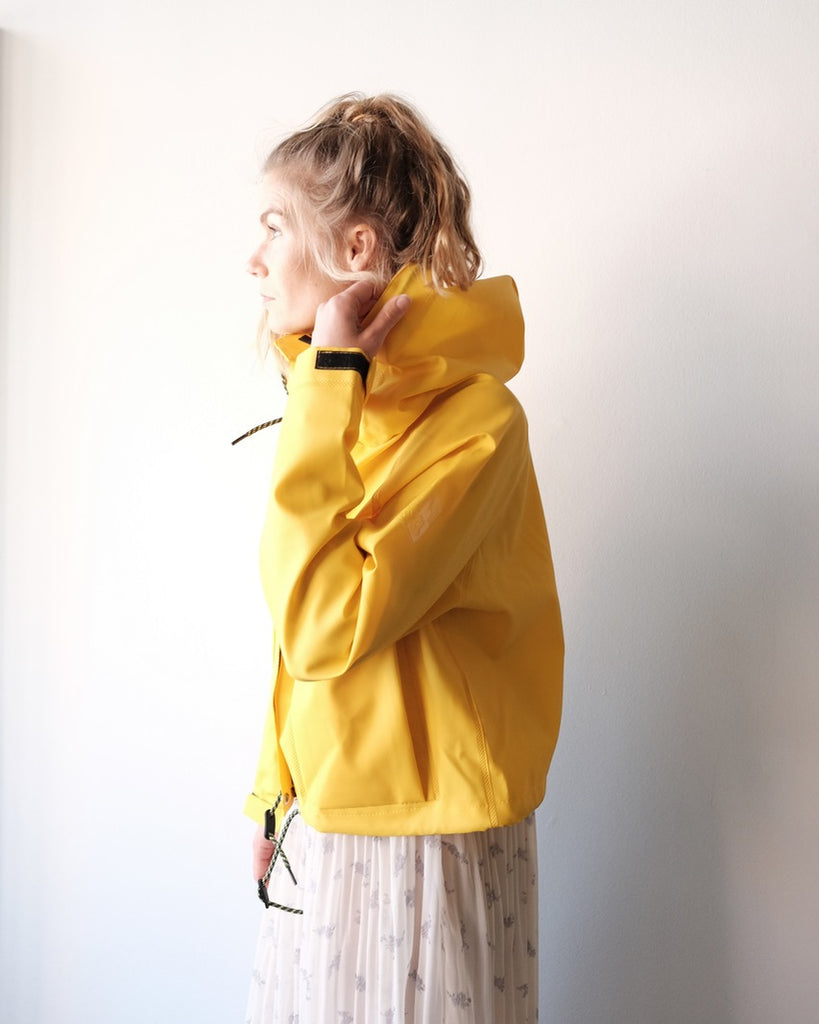 Sejero Jacket, Yellow