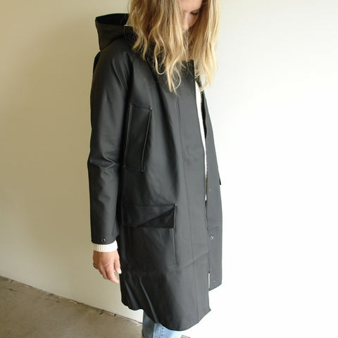 Skagen Long Rain Coat