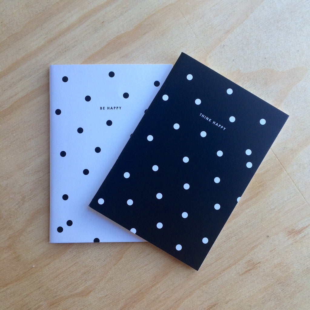 Be/Think Notebook