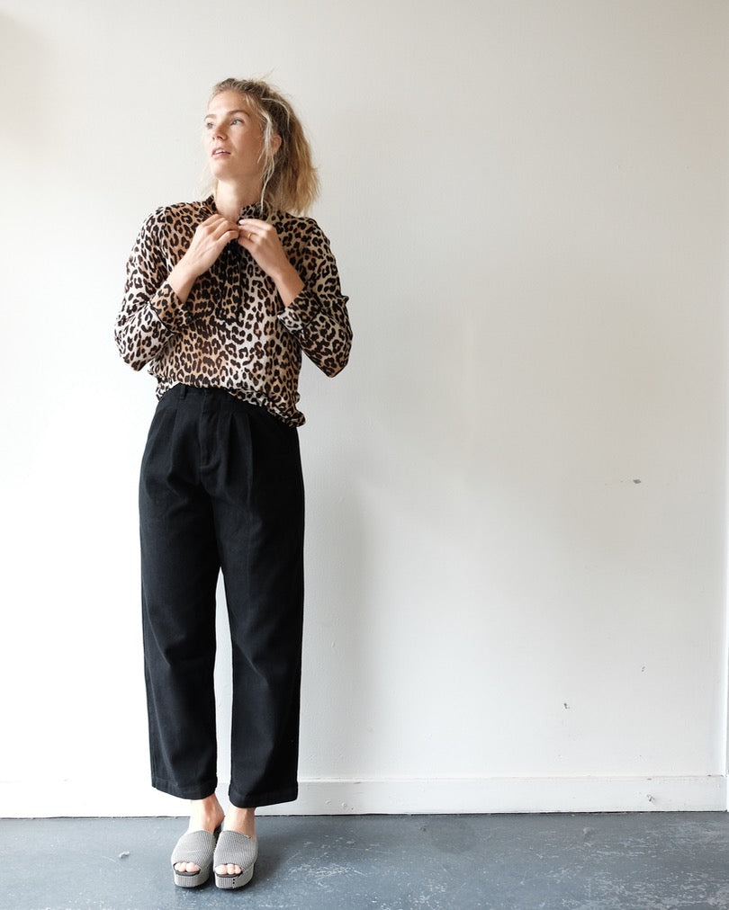 Classic Trousers, Black