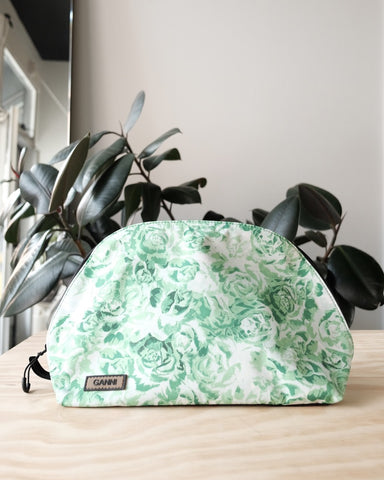 Toiletry Bag, Island Green
