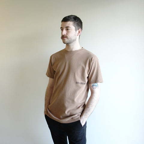 Casual Tee Brown