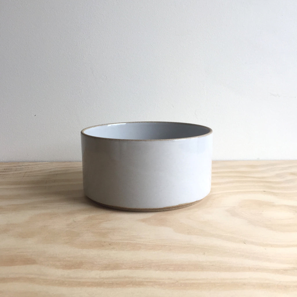 Hasami Bowl Gloss Grey