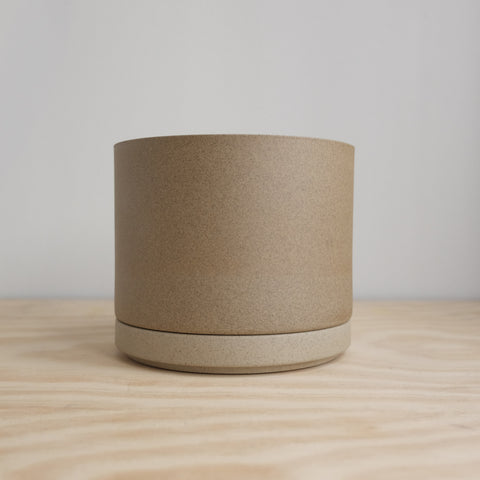 Hasami Large Planter, Natural