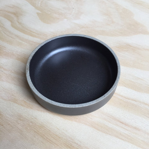 Hasami Small Dish Black