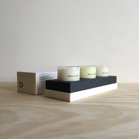 Maison Louis Marie Le Bouquet Candle Gift Set