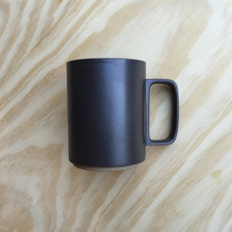 Hasami Tall Mug Black