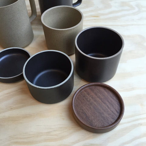 Hasami Tall Cup Black