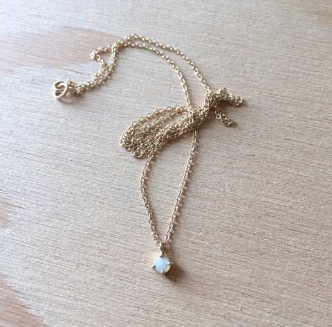 Opal Neptune Necklace