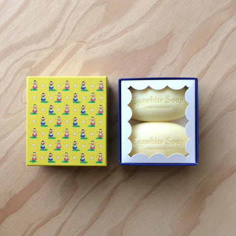 Gift Box, Eggwhite Soap