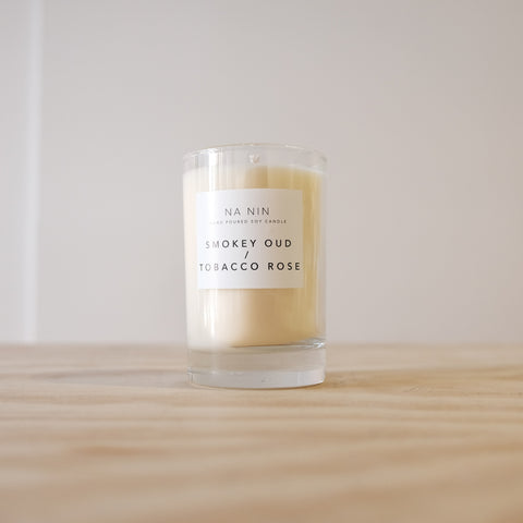 Tobacco Rose Candle