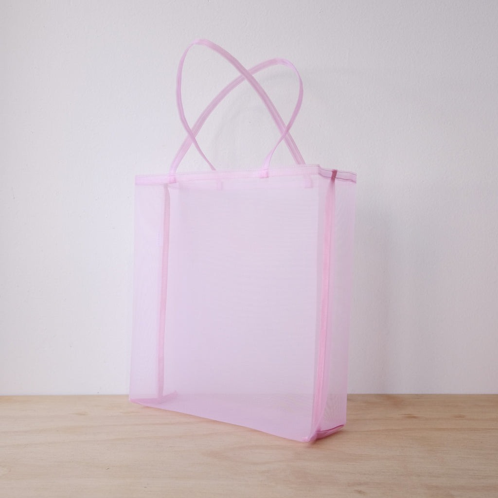 Open Tote, Pink
