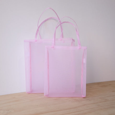 Open Tote Small, Pink