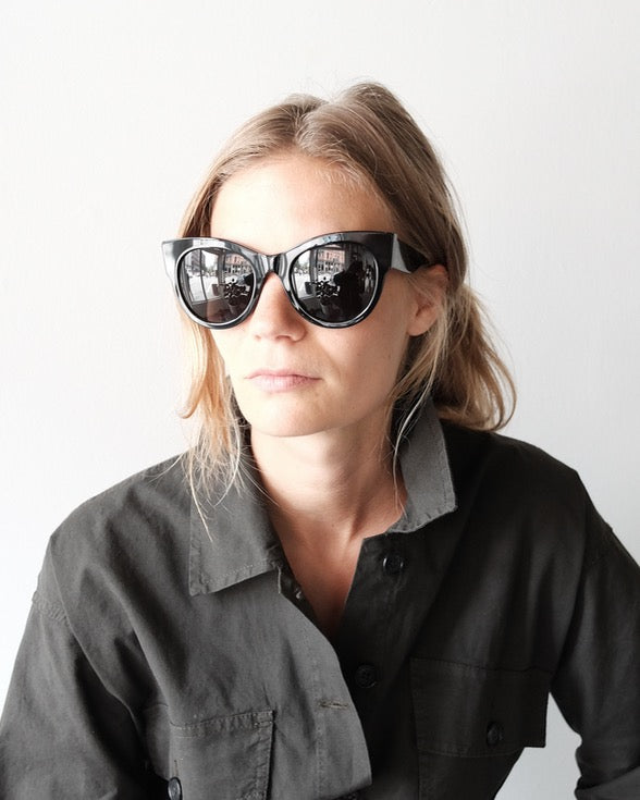 Noa Sunglasses, Black