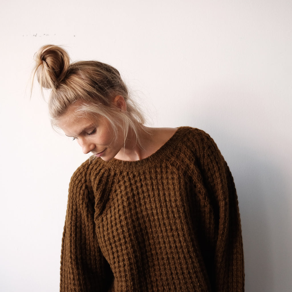 Rimini Sweater, Brown