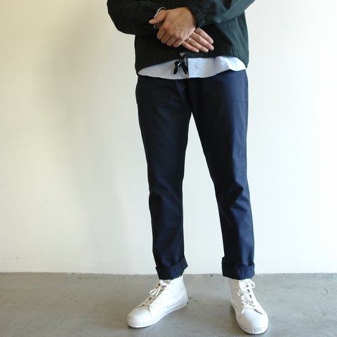 Stan Ray Slim Fit Pant, Navy Ripstop