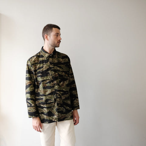 Snyder Field Jacket, Tiger Camo