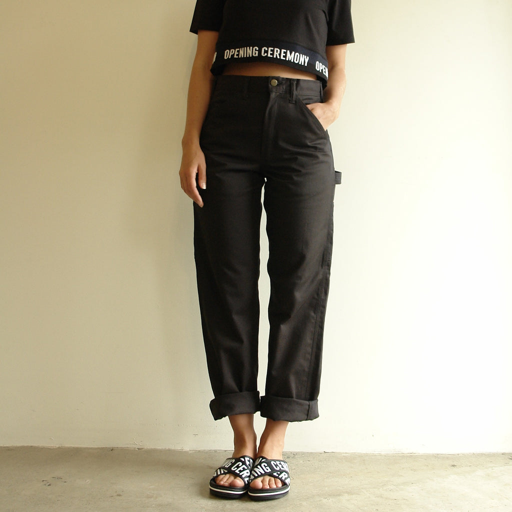 Stan Ray Painter Pant, Black Twill