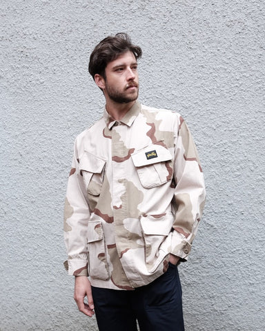 Tropical Camo Jacket