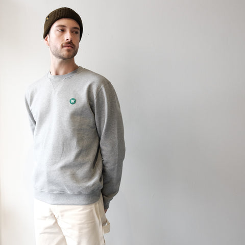Tye Sweatshirt, Grey