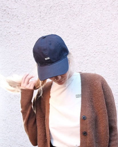 Low Profile W.W. Cap, Navy