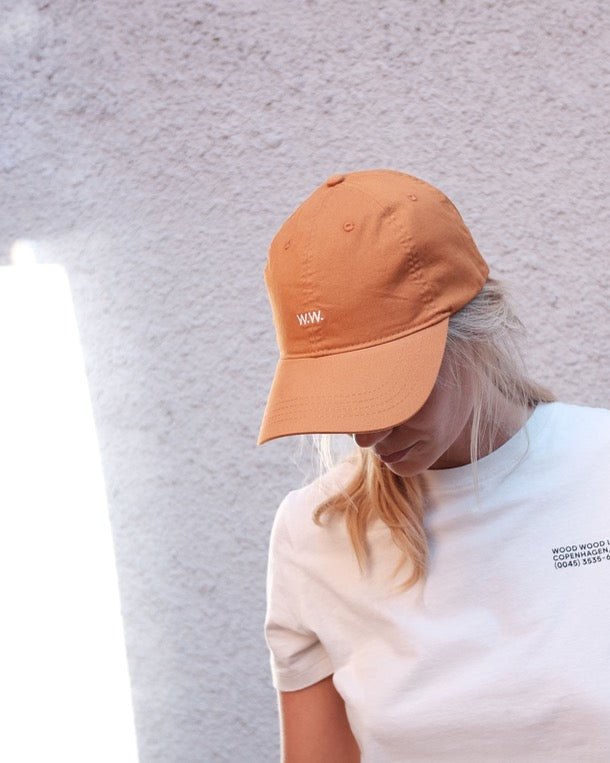 Low Profile W.W. Cap, Orange