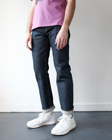 Gil Jeans, Raw Denim