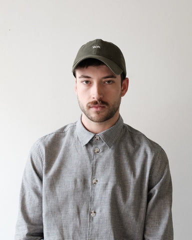 Low Profile W.W. Cap, Dark Green
